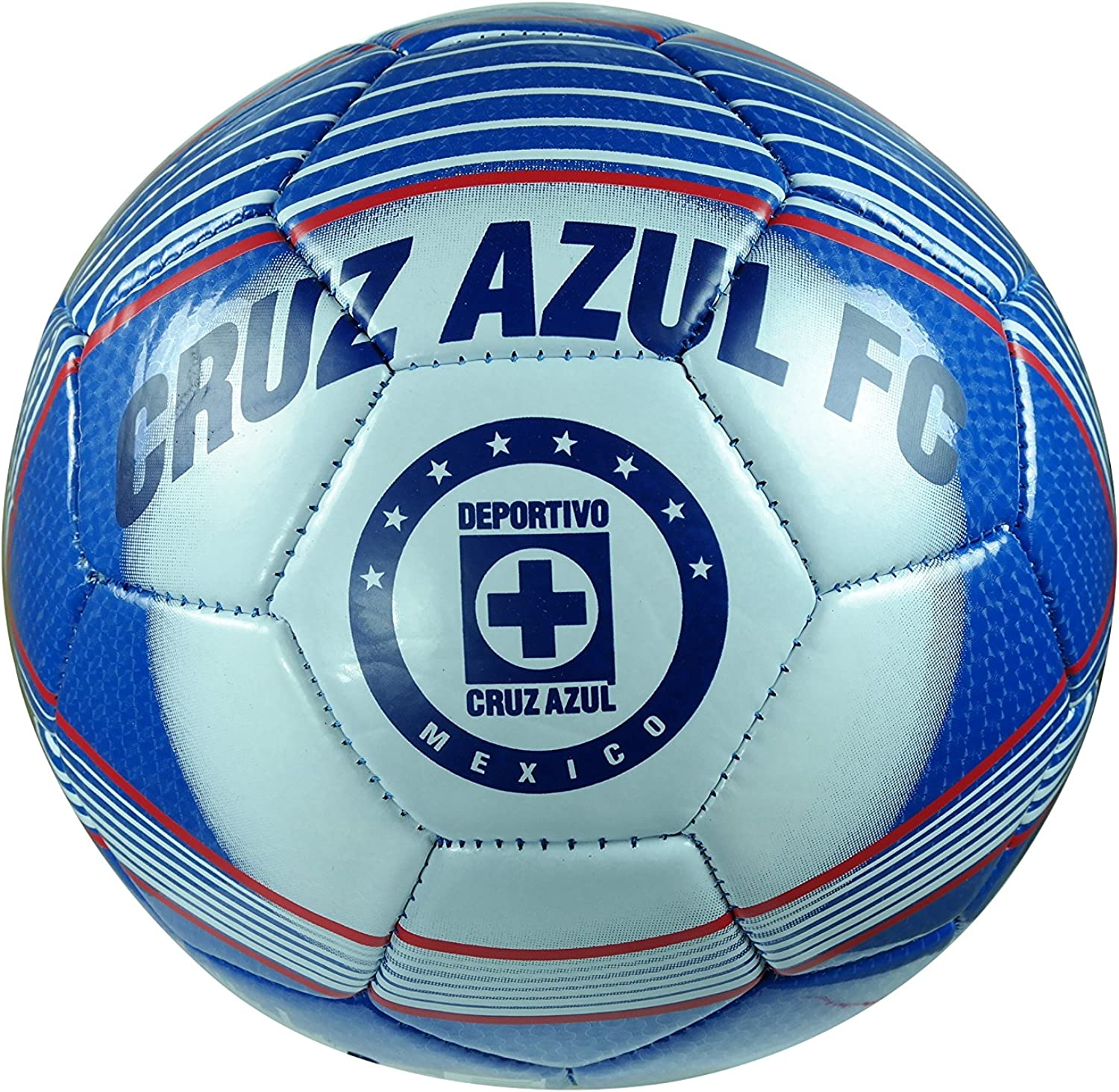 Cruz bluee Authentic Official Licensed Soccer Ball Size 4031