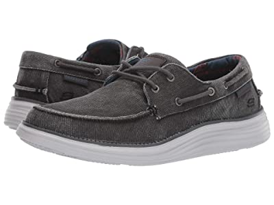 SKECHERS Status 2.0 Lorano (Black) Men