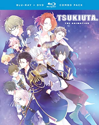 Tsukiuta. the Animation: the Complete Series [Blu-ray] [Import]