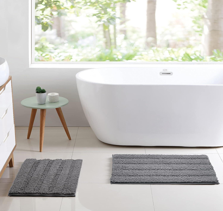 Branded goods Yummargot Bath Rugs Non Silp Mat Set 2 Shaggy wholesale of Luxury