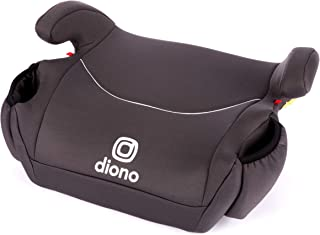 Diono Solana Backless Booster Car Seat, Charcoal