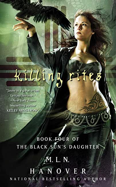 Killing Rites: Book Four of The Black Sun's Daughter (English Edition)
