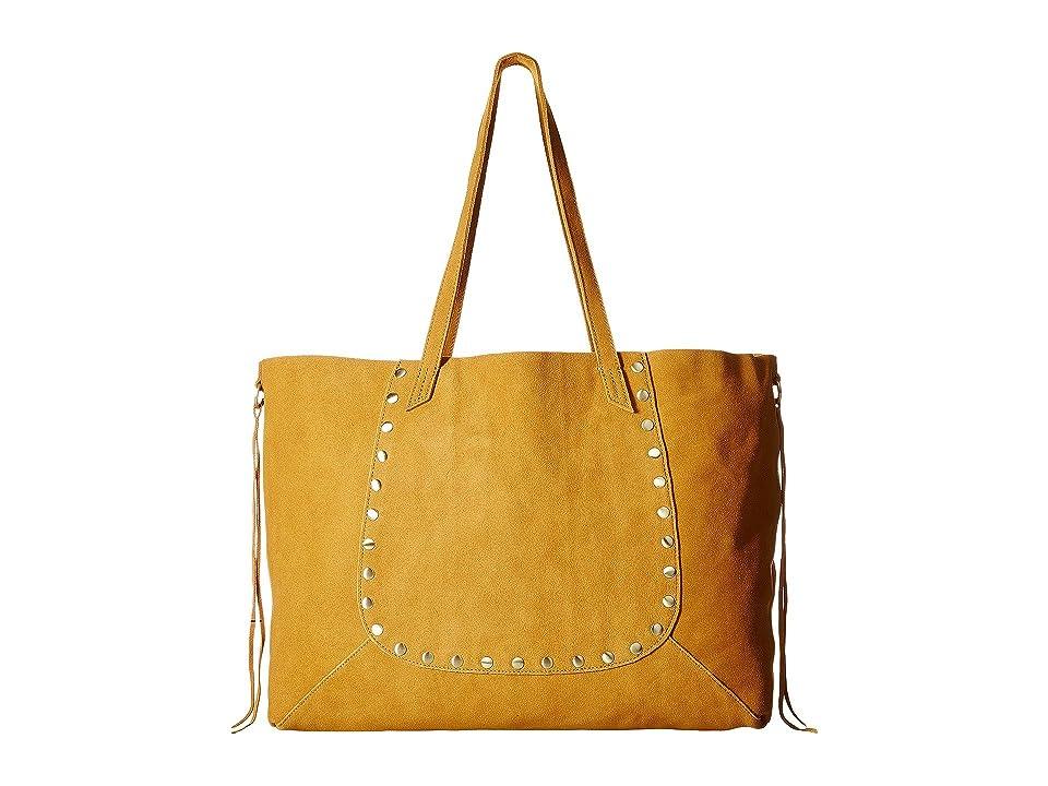 Hobo Journey Stud (Harvest) Handbags, Bronze