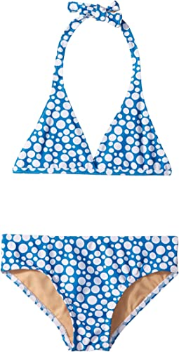 Blue Dot Bikini (Infant/Toddler/Little Kids/Big Kids)
