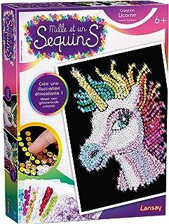 Mille et Un Sequins - Licorne - Lansay