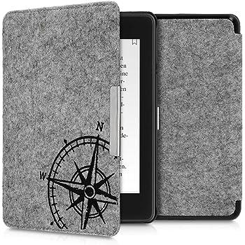 kwmobile Funda Compatible con Amazon Kindle Paperwhite (10. Gen ...