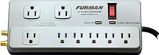 Furman PST-2+6 8AC Outlet(s) 120V Color Blanco - Regleta (8 Salidas AC, 15 A, 15 A, Color Blanco, 298.4 mm, 127 mm)