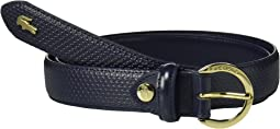 Lacoste - Chantaco Leather Belt