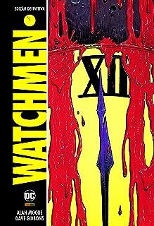 Capa do livro Watchmen - Edição Definitiva