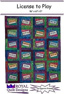 garden rows quilt pattern