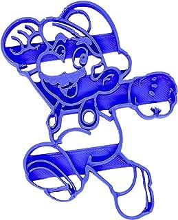 Tagliabiscotti a forma di Super Mario Bros