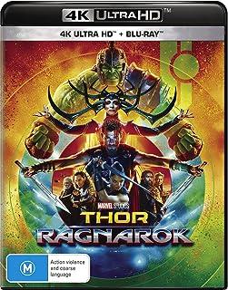 Thor: Ragnarok (4K Ultra HD + Blu-ray)