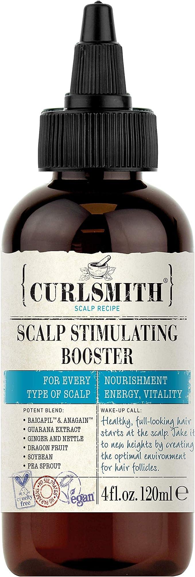 69 opinioni per Curlsmith- Scalp Stimulating Booster- Siero Vegano Crescita Capelli per la Cura