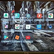 Android TV Box - Bqeel Android 10.0 TV Box 【4GB+64GB】 Allwinner H616 64-bit Quad Core Arm® Cortex™ A53 con WiFi 2.4GHz/5GHz,BT 4.0, 8K*4K UHD H.265, ...