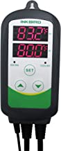 Inkbird ITC-308 Digital Temperature Controller Outlet Thermostat, 2-stage, 1100W, with Sensor