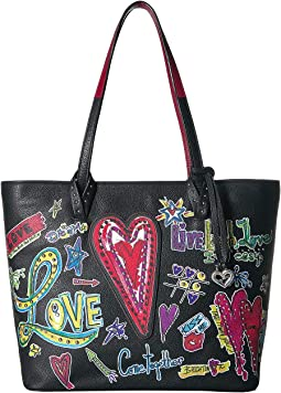 Love Scribble Tote