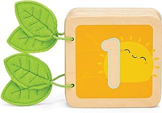 Le Toy Van PL114 träräknare, 1–10 för nummerdetektering, Language Development