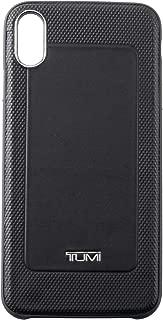 トゥミ(TUMI) スマートフォンケース 114244D 1161751041 モバイルカバーズ ブラック 黒 [並行輸入品]
