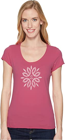 Flower Power Smooth Tee