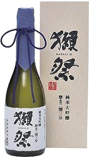 獺祭(だっさい) 純米大吟醸 磨き二割三分 木箱入り [ 日本酒 山口県 720ml ] [ギフトBox入り]