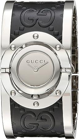 Gucci - Twirl Steel Case Cuff - YA112441