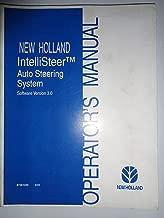 New Holland IntelliSteer Auto Steering System, Software Version 3.0 Operators Manual 9/05