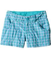 Columbia Kids - Silver Ridge™ Plaid Shorts (Little Kids/Big Kids)