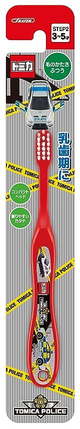 湿度コートジョリーSKATER トミカ 歯ブラシ(転写タイプ) 園児用 TB5N