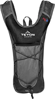TETON Sports TrailRunner 2.0 Hydration Pack; Backpack for Hiking, Running and Cycling; Free 2-Liter Hydration Bladder