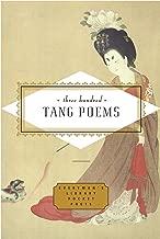 Three Hundred Tang Poems (Everyman's Library Pocket Poets Series)
