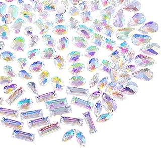 imitation gemstones and rhinestones