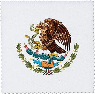 3dRose qs_294730_7 Garden Flag, White