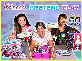 Clip: Princess Pretend Play