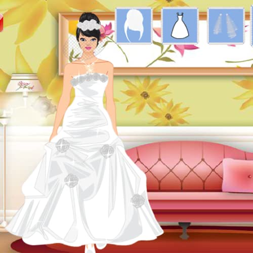 Bride Girl Dress Up Spiel
