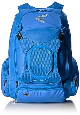 EASTON WALK-OFF IV Bat & Equipment Backpack Bag, 2021, Baseball Softball, 2 Bat Sleeves, Vented Shoe Pocket, External Helmet Holder, Zippered Side Pockets, Valuables Pocket, Fence Hook