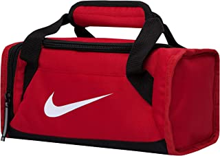 Nike Deluxe Insulated Gym Red/Black Tote Lunch Bag
