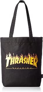 [THRASHER] 斜挎包/THRASHER 大手提包 A4收纳 人气 时尚 A4收纳 THC800