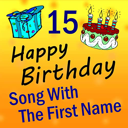 Song with the First Name, Vol  15 by Happy Birthday on
