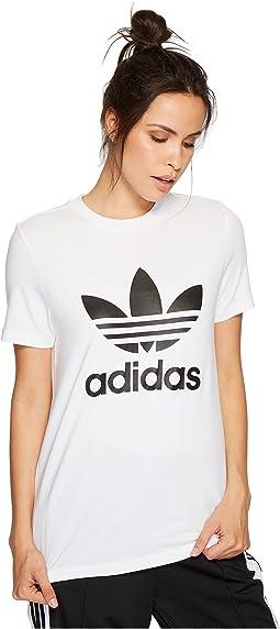 1170fde5e adidas Originals. Trefoil Tee.  29.95. 4Rated 4 stars. White Black 2