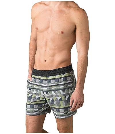 Prana The Slope Shorts (Rye Getaway) Men