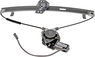 Dorman 748-513 Rear Passenger Side Power Window Regulator and Motor Assembly for Select Honda Models