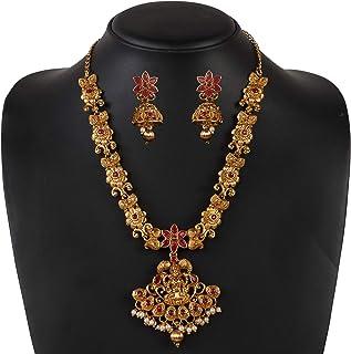502521e60c Choker & Bib Women's Chains & Necklaces: Buy Choker & Bib Women's ...