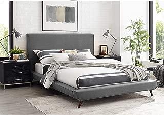 Best king bed platform bed Reviews