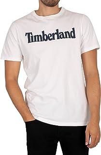 Timberland mens Kennebec River Linear Tee T-Shirt