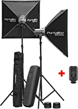 Elinchrom D-Lite RX-4 To Go - Kit de Flash, 400 W