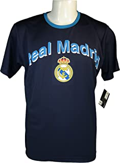 Icon Sports Group Real Madrid Official Adult Soccer Poly Shirt Jersey -17