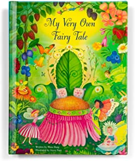 Birthday Gift for Girls, Fairy Tale Book, Personalized Children's Book, Fairytale