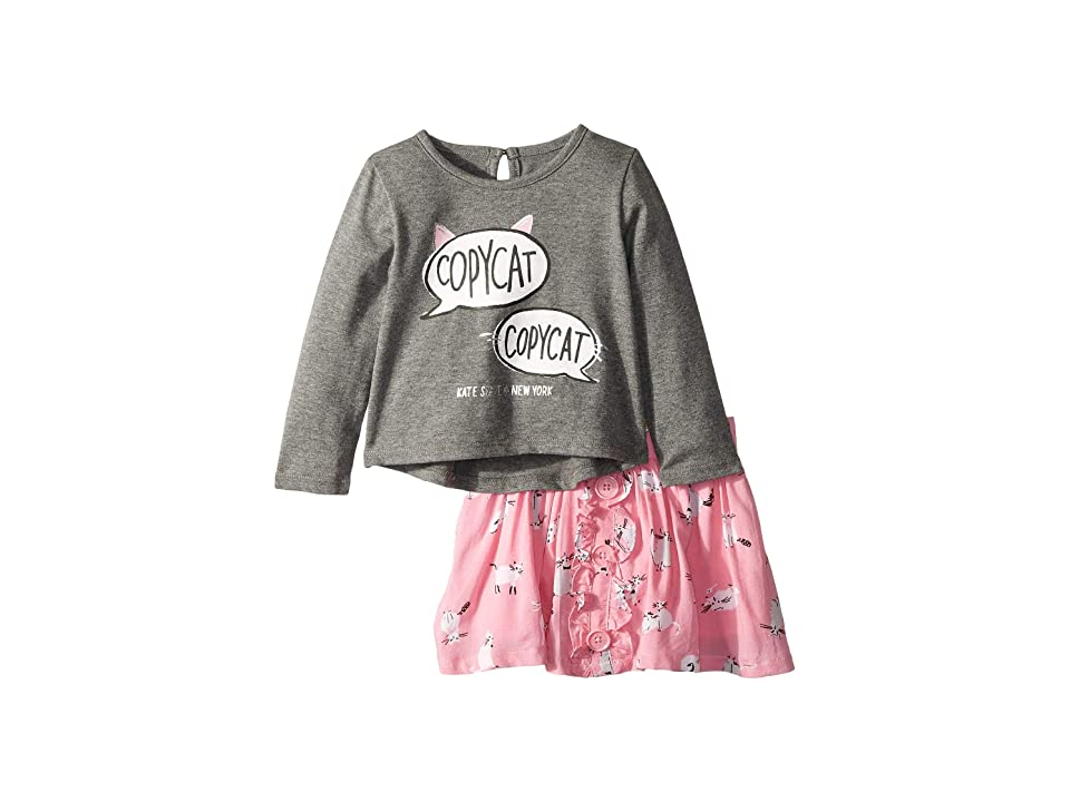Kate Spade New York Kids - Kate Spade New York Kids Copycat Skirt Set
