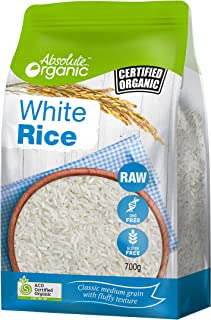 Absolute Organic Premium White Rice, 700g
