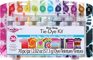 Tulip One-step Tie-Dye Kit: Super Big 12 Colors